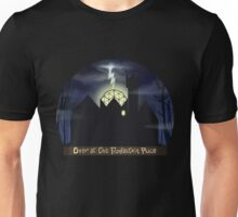 over at the frankenstein place Unisex T-Shirt