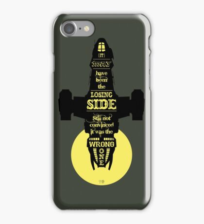 Still Not Convinced It Was The Wrong One iPhone Case/Skin