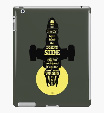 Still Not Convinced It Was The Wrong One iPad Case/Skin