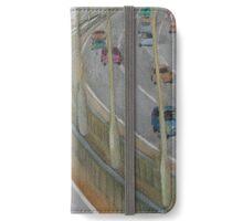 Motorway Driving iPhone Wallet/Case/Skin