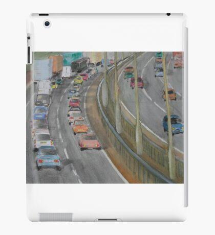 Motorway Driving iPad Case/Skin