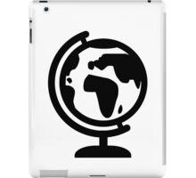 Globe europe africa iPad Case/Skin