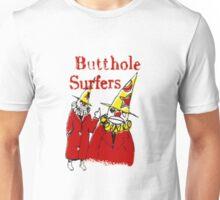Butthole Surfers Clowns Unisex T-Shirt