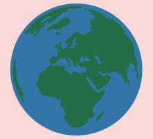 Globe Earth World Kids Clothes