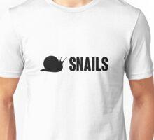 Snails Unisex T-Shirt