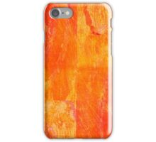 20160911 Flames no. 1 iPhone Case/Skin
