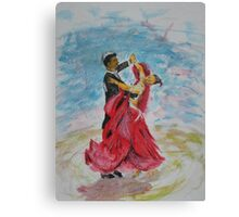 Strictly Rapture Canvas Print