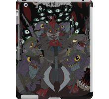 Fish Beast  iPad Case/Skin