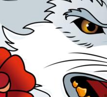 Killer Wolf Sticker
