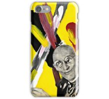 Woke up this morning with lots of ideas iPhone Case/Skin