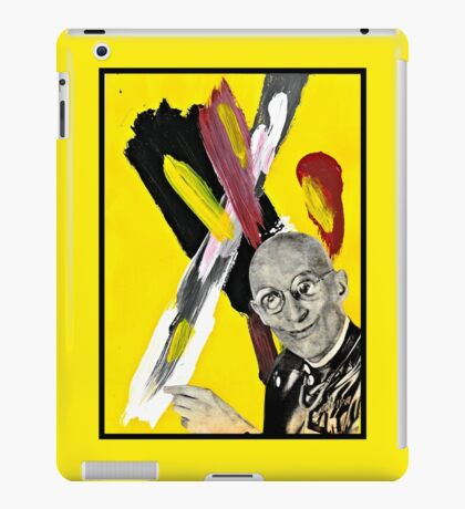 Woke up this morning with lots of ideas iPad Case/Skin