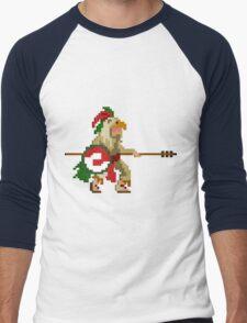 Eagle Knight Men's Baseball ¾ T-Shirt