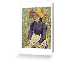 Vincent Van Gogh - Willem Greeting Card
