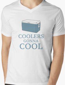 Coolers Gonna Cool Mens V-Neck T-Shirt