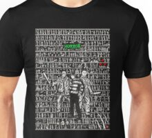 HORROR - Films and Monsters Unisex T-Shirt