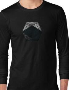 Plato Graph #2 Long Sleeve T-Shirt