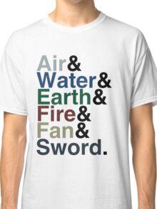 Avatar - Sokka's Speech Classic T-Shirt