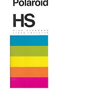 POLAROID RAINBOW by nicholasdamen