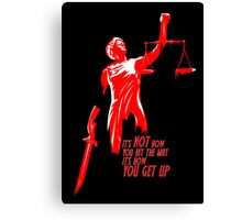 Daredevil - Get UP Canvas Print