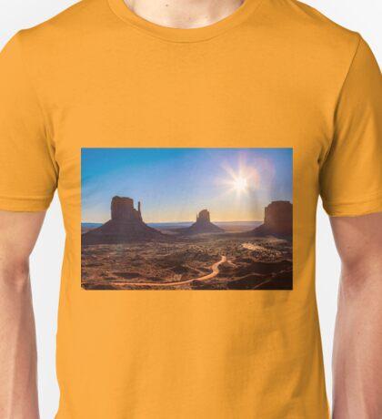 Monument Valley National Park Unisex T-Shirt