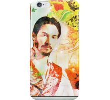 King of Wands Keanu iPhone Case/Skin
