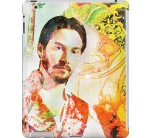 King of Wands Keanu iPad Case/Skin