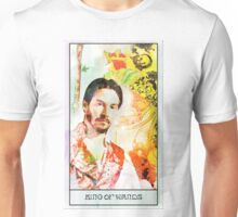 King of Wands Keanu Unisex T-Shirt