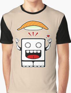 SUSHI!!! Graphic T-Shirt