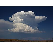 Cloud 9-B Photographic Print