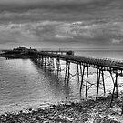 Birnbeck Pier, Weston-super-Mare by Avril Harris
