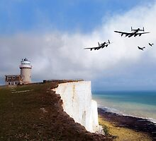 Over The Cliffs by J Biggadike
