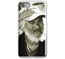 Deaf  and homeless iPhone Case/Skin