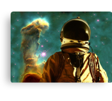 Lost in the Star Maker Canvas Print