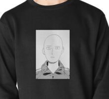 Manga one punch man face Pullover