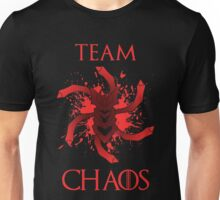 Team Chaos - Black Unisex T-Shirt