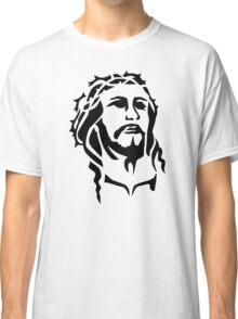 Jesus face Classic T-Shirt