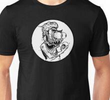 Roth's Hamlet - Wht filled  Unisex T-Shirt
