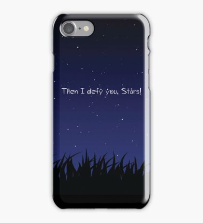 Romeo and Juliet - Then I Defy You, Stars! iPhone Case/Skin