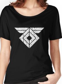 THE WARMIND - PAST Women's Relaxed Fit T-Shirt