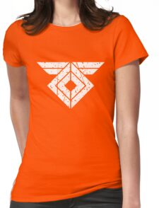 THE WARMIND - PAST Womens Fitted T-Shirt