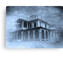 Jemison-Van De Graaff Mansion Canvas Print