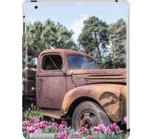 Flower Truck iPad Case/Skin