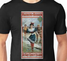 Performing Arts Posters Mathews Bulger in the polite comic play At gay Coney Island by Levin C Tees 0992 Unisex T-Shirt