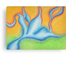 Let if flow Canvas Print
