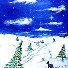 White Christmas  by © Linda Callaghan