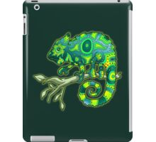 Chameleon (Green) iPad Case/Skin