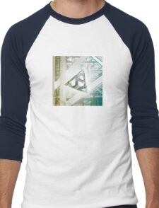 Suburban Docks Men's Baseball ¾ T-Shirt
