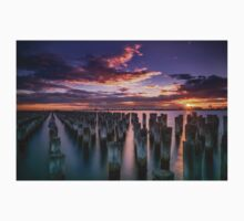 Princes Pier, Port Melbourne Kids Tee