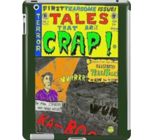 Tales That Are Crap iPad Case/Skin