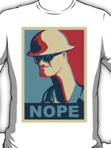 Engineer Says Nope T-Shirt